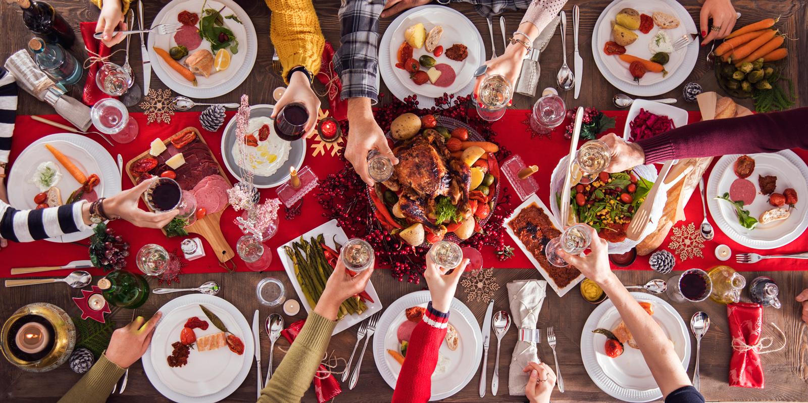 felicità a tavola