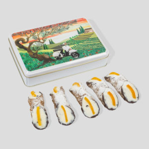 cannolo siciliano gift